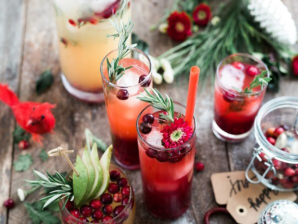 Non-Alcoholic Tipples For Christmas